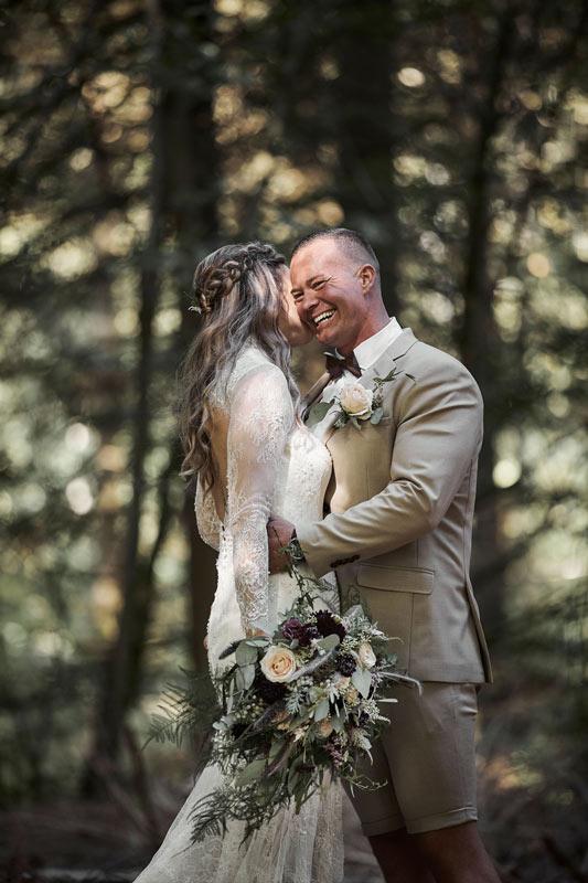 Blomsterinspiration til bryllup